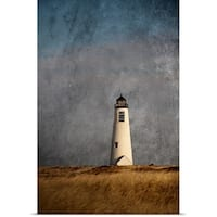 Poster Print entitled Great Point Light
