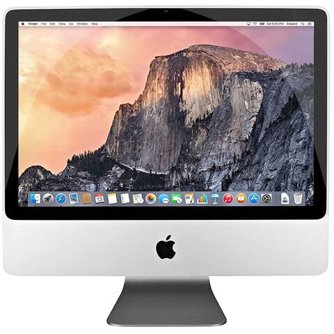 "Apple iMac ""Core 2 Duo"" 2.26 20-Inch (Mid-2009) MC015LL/B Silver (Refurbished)"