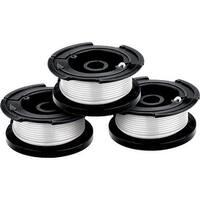 Black & Decker 3 Pack Trimmer Spools