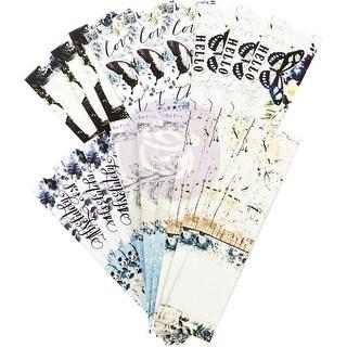 Georgia Blues Die-Cut Paper Tickets 36/Pkg-