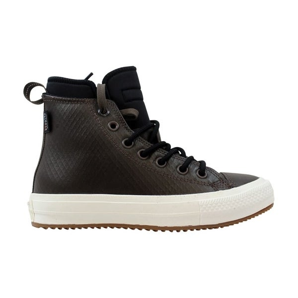 9d51285f92ae Converse Chuck Taylor All Star II 2 Boot Hi Dark Chocolate Black-Egret  153573C