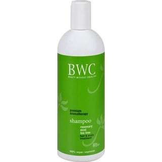 Beauty Without Cruelty - Rosemary Mint And Tea Tree Shampoo ( 2 - 16 FZ)