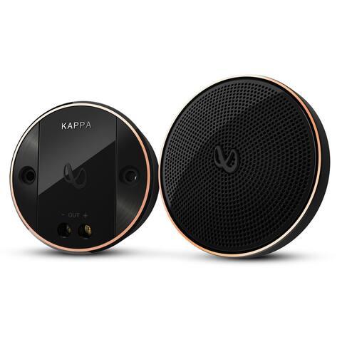 """Infinity KAPPA 20mx 2"""" Midrange Speakers - Black"""