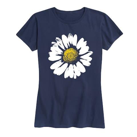 Big Daisy - Women's Short Sleeve Classic Fit Tee