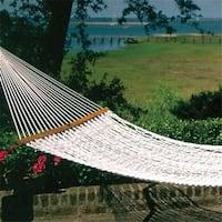 Pawleys Island Hammocks 12OP Single Original Polyester Rope Hammock