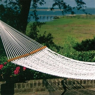 Pawleys Island Hammocks 12OP Single Original Polyester Rope Hammock