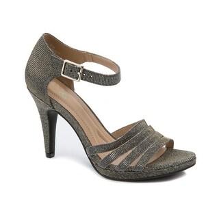 Andrew Geller Tangela Women's Heels Bronze