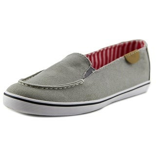 Sperry Top Sider Zuma Round Toe Canvas Tennis Shoe