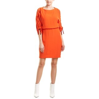 Link to Maje Drawstring Sheath Dress Similar Items in Dresses