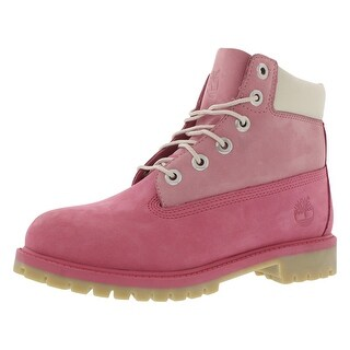 Timberland 6 Inch Classic Prm Boots Girl's Gradeschool Shoes