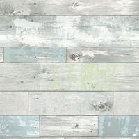 Brewster Beachwood Peel and Stick Wallpaper Beachwood Wall Pops Wallpaper