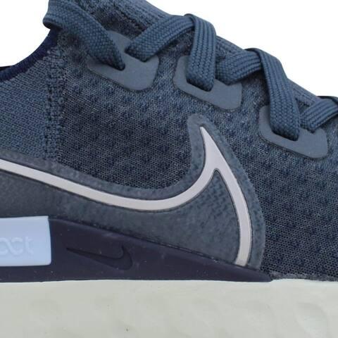 Nike React Infinity Run Fk Blue Fox/Metallic Silver Cd4371-401 Men's