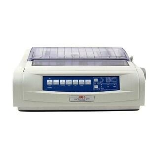 OKI Microline 490 Dot Matrix Printer 62418901 Printer