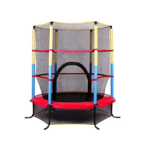 "5"" Round Trampoline 1.4 M High Foot"