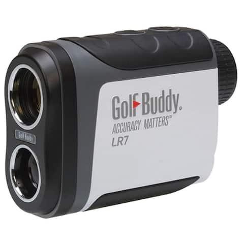 Golf Buddy LR7 Laser Rangefinder w/Vibration Pin Finder