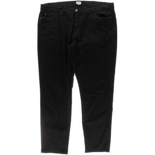 Junarose Womens Twill Mid-Rise Skinny Jeans - 54