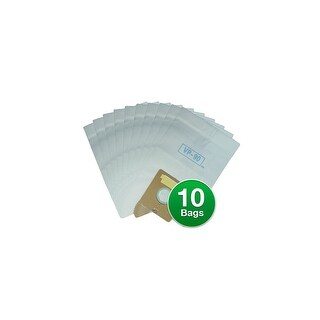 EnviroCare Replacement For Samsung VP90F Vacuums Bags - 2 Pack