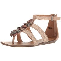 Report Womens Lanston Open Toe Casual Ankle Strap Sandals
