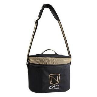 Noble Outfitters Bag Helmet Hat Zip Mirror Strap Canvas Black