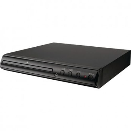 GPX D200B 2-Channel DVD Player