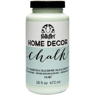 Folkart Home Decor Chalk Paint 16Oz-Seaside Villa
