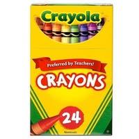 Crayola Regular Size Crayon 24Pk