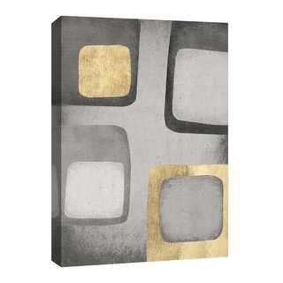 """PTM Images 9-126650  PTM Canvas Collection 8"""" x 10"""" - """"Cubic II"""" Giclee Patterns and Designs Art Print on Canvas"""