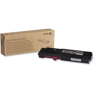 Xerox 106R02745 Xerox Toner Cartridge - Magenta - Laser - High Yield - 7500 Page
