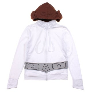 Star Wars Her Universe Princess Leia Juniors Hoodie