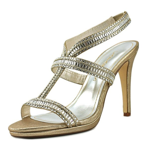 Caparros Givenchy Women Gold Sandals