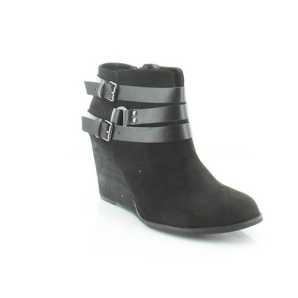 Carlos by Carlos Santana Cassedy Women's Boots Black