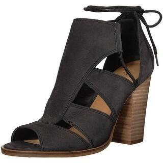2de140a7ffb Lucky Brand Womens LK-Lanita Open Toe Casual Ankle Strap Sandals