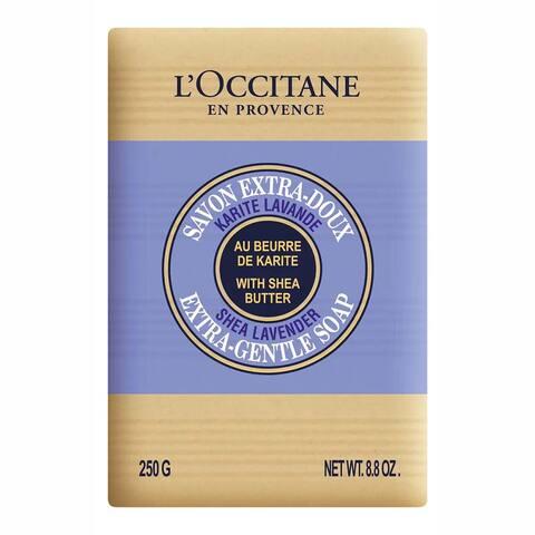 L'Occitane Shea Lavender Extra-Gentle 8.8-ounce Soap