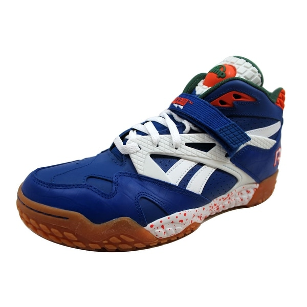 Reebok Men's Pump Paydirt Mid Royal/Green-White-Orange Florida Gators V60292