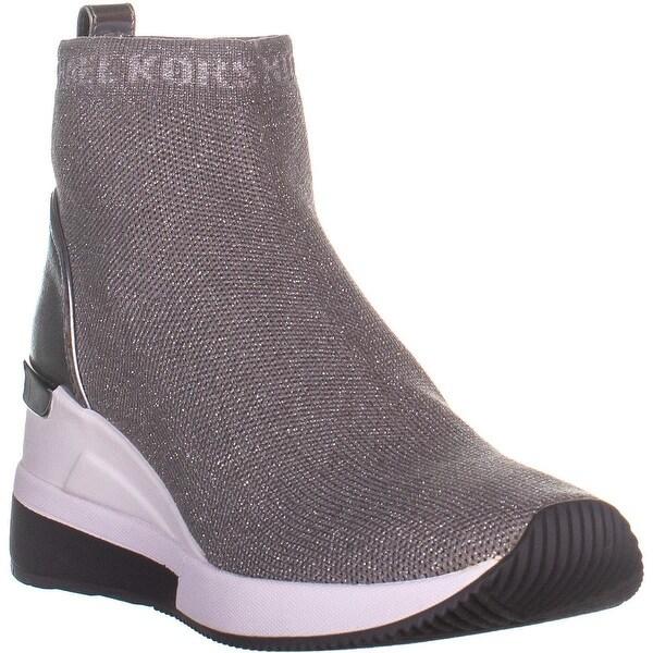 9d6100a1deb3 Shop MICHAEL Michael Kors Skyler Bootie Pull On Sock Boots