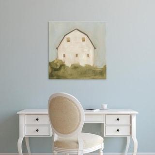 Easy Art Prints Emma Scarvey's 'Serene Barn III' Premium Canvas Art