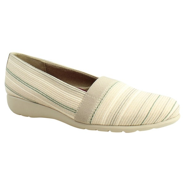 856eaeb9b39 Shop Munro Womens Beige Loafers Size 7.5 - Free Shipping On Orders ...