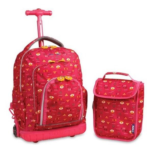 Lollipop Rolling Backpack