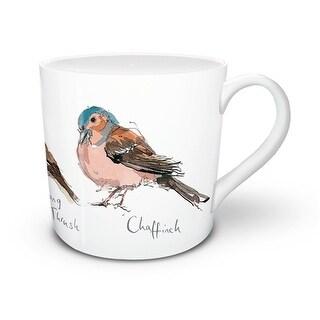 Madeleine Floyd Mixed Birds 9oz. Fine China Mug, Coffee & Tea by Lang Companies