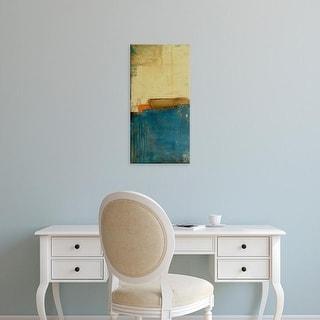 Easy Art Prints Erin Ashley's 'Backward Mile I' Premium Canvas Art