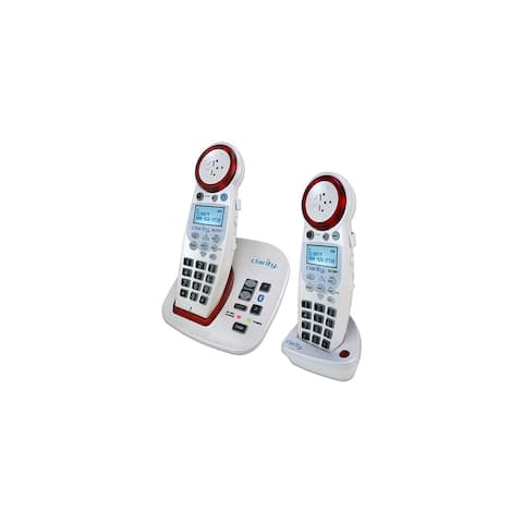 Clarity 59364.001 XLC7BT Amplified Cordless Phone with (1) Expandable XLC7HS Handset