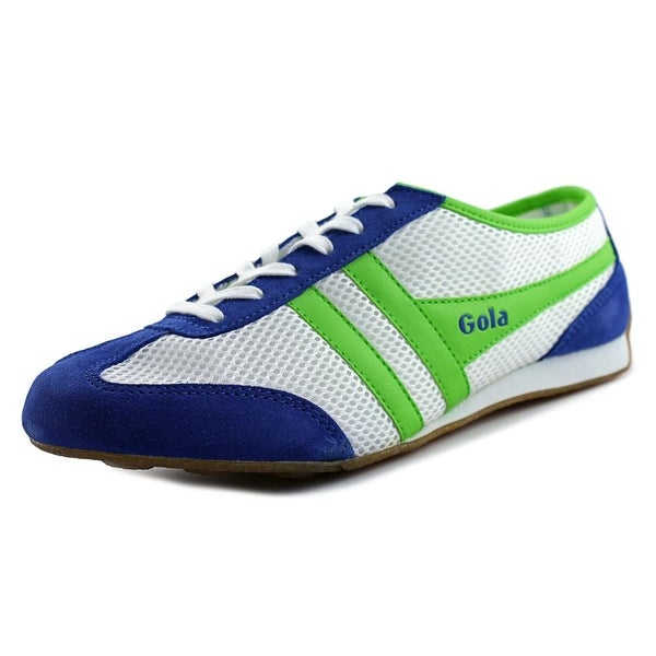 Gola Raider Women wHITE/ROY BLME/LIME Sneakers Shoes