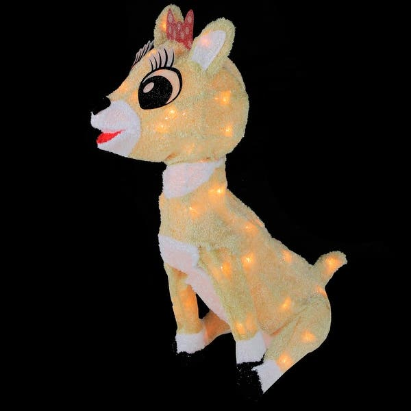 Shop 15 Pre Lit Rudolph The Red Nosed Reindeer Clarice