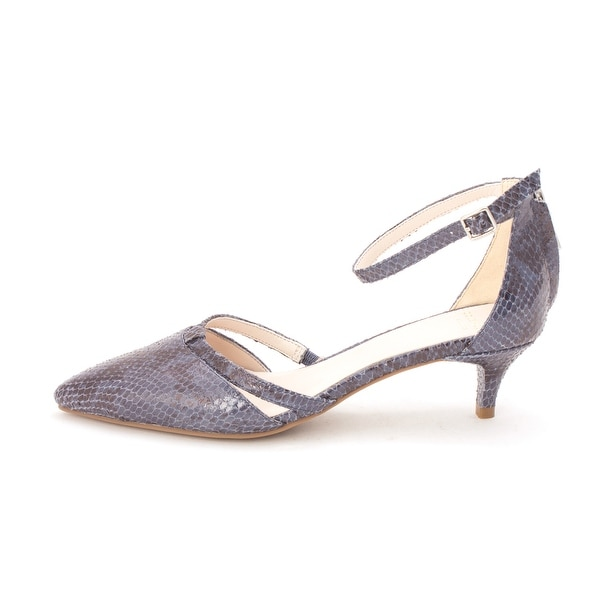 Cole Haan Womens Ariasam Pointed Toe Ankle Strap D-orsay Pumps - 6