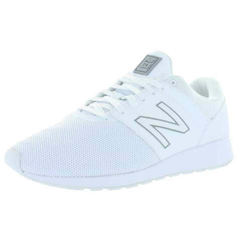 New Balance Mens 24V1 Sneakers Running Casual - White