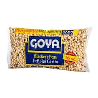 Goya Blackeye Peas - Frijoles Carita - Case of 24 - 16 oz.