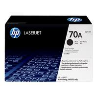 HP 70A Black Original LaserJet Toner Cartridge (Q7570A)(Single Pack)