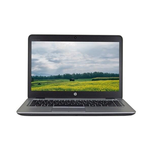 "HP EliteBook 745 G3 AMD A8-8600B 1.6GHz 8GB RAM 128GB SSD Win 10 Home 14"" FHD Laptop (Refurbished C Grade)"