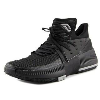 Adidas D Lillard 3 Men  Round Toe Synthetic  Basketball Shoe