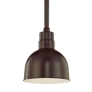 """Millennium Lighting RDBS10 R Series 1 Light 10"""" Wide Outdoor Bowl Shade"""
